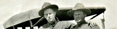 Pvt Joseph Malloy at Camp Cody, NM