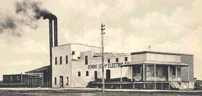 1918 Deming Ice and Electric Plant
