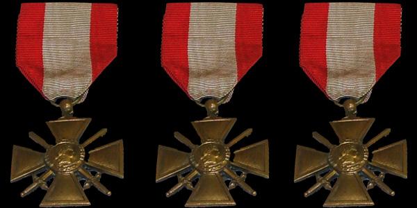FrenchMilitaryDecoration_Croix de guerre