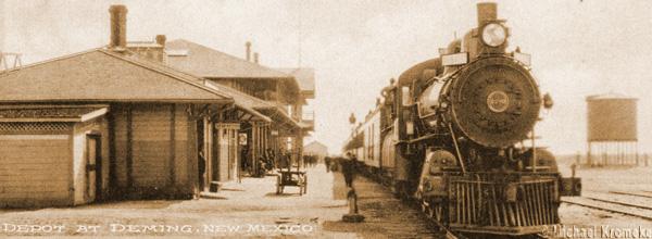 WW1_TrainDepotDemingNM